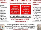 Arts Lyon, Paris Toulouse novembre 2015