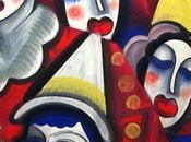peintres cirque, écuyères, clowns, saltimbanques Partie Suite