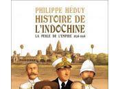 Histoire l'Indochine Philippe Héduy, rééditée