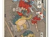héros l'ukiyo-e