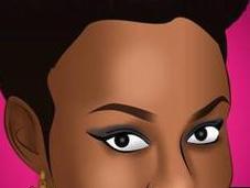 Pour maquillage naturel avec Titi