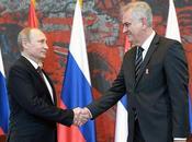 rapprochements énergétiques entre Russie Serbie