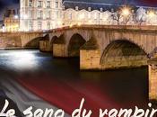 """Chronique Sang Vampire Tome Julien"""" Cybelia Chris"""
