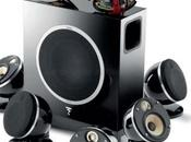 Pack d'enceintes Dôme Flax 5.1.2, solution Focal pour profiter Dolby Atmos