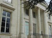 Folies XVIIIe pavillon carré Baudouin.