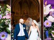 Mariage couleurs Violettes Mirabelles. Domaine Lalanne. Muret. 31./ Violet plum wedding South France