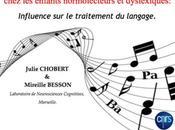 Influence musique traitement langage