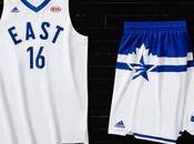 maillots Adidas Star Game 2016