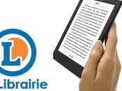 E.Leclerc s'associe avec Bookeen pour créer l'offre E.Librairie