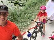 Vélodyssée avec enfants: cyclotourisme famille