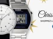 Idées montres cadeaux pour Noël avec Timefy
