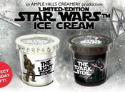 Voici crèmes glacées Star Wars