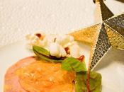 Foie gras, gelée clémentine blanc