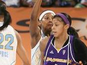 WNBA: Angeles domine l'Ouest