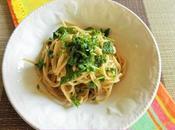 Sauce verte ultra-rapide pour Spaghettis (Vegan)