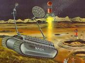 Exploration lunaire robots