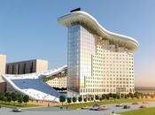 Piste immeuble Kazakhstan