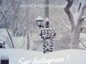 hiver japonais Instagram