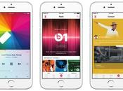 Apple Music, Android débâcle mémoire
