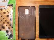 [Test] Coque Samsung Galaxy Note Cruzerlite Bugdroid Circuit