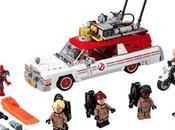 Premières images officielles LEGO Ghostbusters