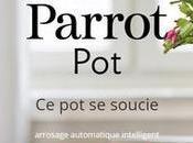 connecté pour plantes, PARROT