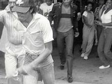 Michael Jackson Todd Gray, photoshoot Atlanta, juillet 1981