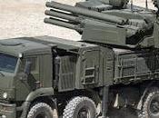 Russie livre missiles Pantsir-S1 l'Irak