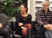 """Soirée spéciale Tulalu!? """"polar lausannois"""", avec Marie-Christine Horn, Olivier Chapuis Sébastien Meier"""