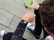 Test présentation bracelet Polar A360