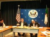 Algérie-USA: 4ème session discussions l'accord Tifa mars Washington