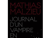 [lu] journal d'un vampire pyjama, récit mathias malzieu (dionysos)