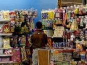 commerce détail dispose d'une grande marge développement