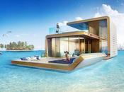 Villas flottantes Dubaï