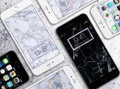 Fond d'écran: Votre iPhone rester marbre...