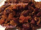 Chili carne express