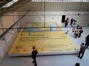 plus grande mosaïque réalisée cartes Pokémon (Paris)