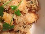 Sauté Crevettes façon Thaï