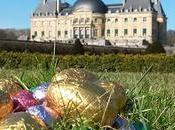 Pâques gourmandes culturelles Château Vaux Vicomte