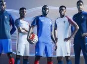 maillot l'équipe France pour l'Euro 2016