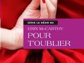désir tome Pour t'oublier Erin McCarthy