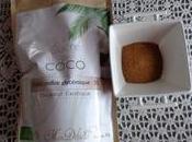 Marbré sucre coco