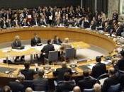 Libye l'ONU maintient sanctions