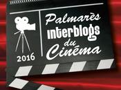 Palmarès Interblogs Cinéma 2016 classement