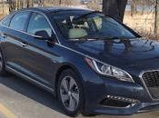 Essai routier: Hyundai Sonata Hybrid 2016