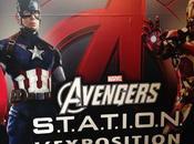 Marvel Avengers S.T.A.T.I.O.N. Paris