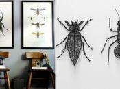Tendance Déco insectes dans déco