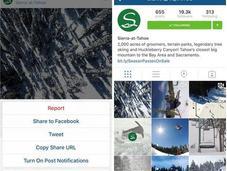 Comment activer notifications publications Instagram