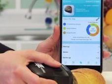 Réinventer alimentation scannant