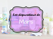 disparitions Mars 2016